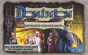 Dominion Intrigue 2nd Edition Upgrade Pack